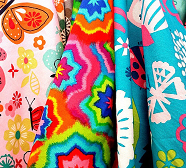 About Digital Textile Printing - Aura